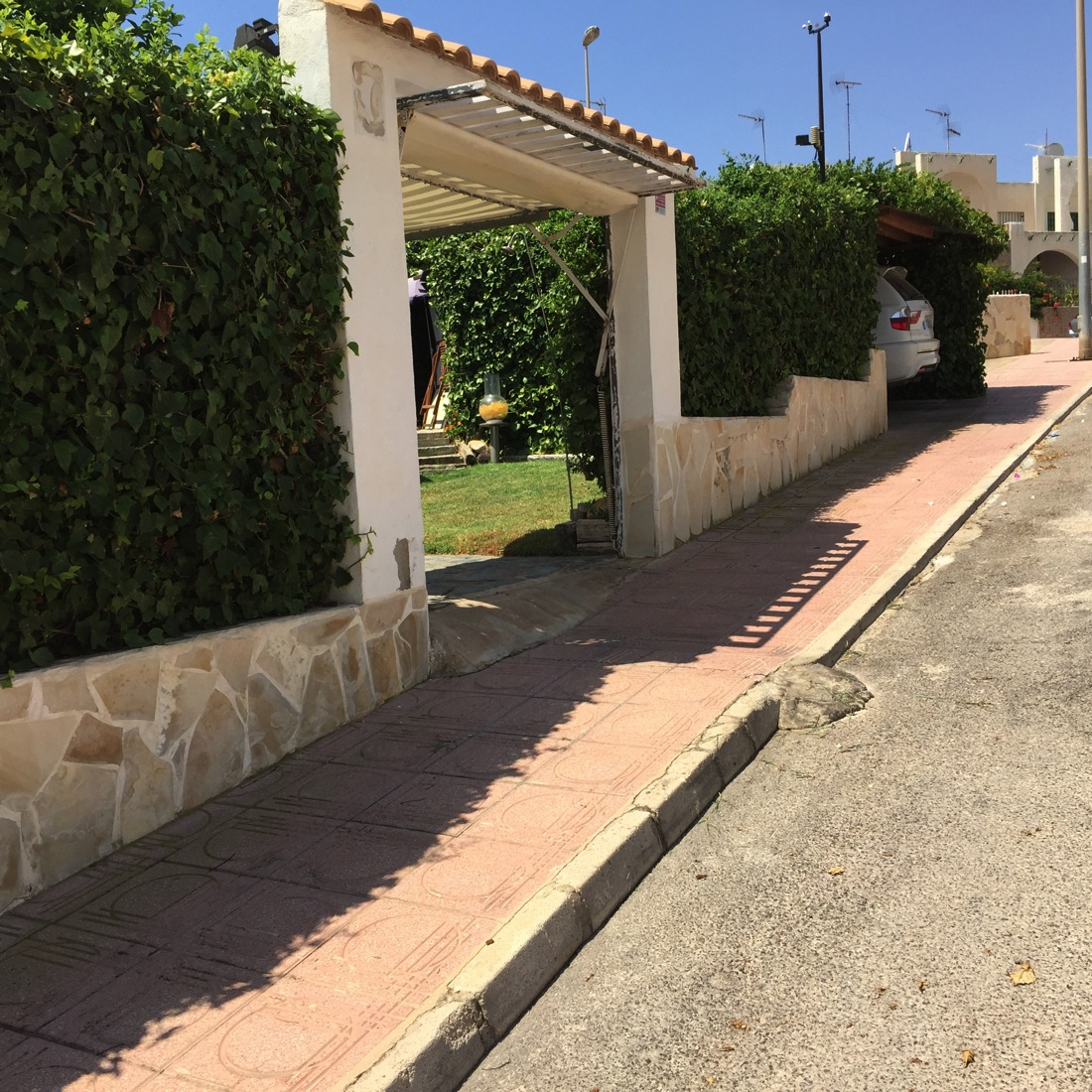 A 3 bed, 2 Bath ground floor Apartment in El Alamillo.
