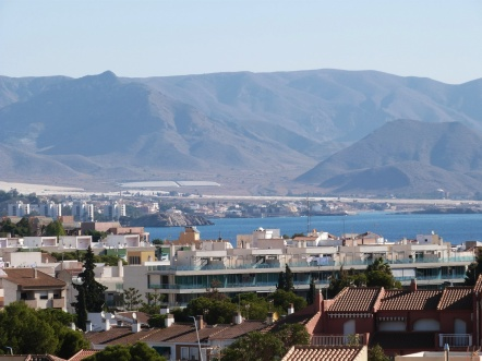 Penthouse, 2 Beds, Communal Pool, Views of the Sea & Mountains