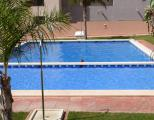 SEMI-DETACHED VILLA, 3 BEDS, POOL  & SEA VIEW IN EL ALCOLAR