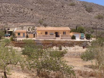 The Perfect Country Retreat close to Beach & City of Cartagena, Murcia