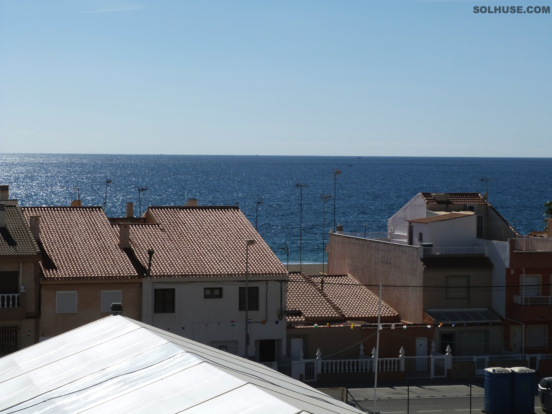 STUNNING SEA VIEWS FROM THIS APARTMENT NEAR ALL IN BOLNUEVO