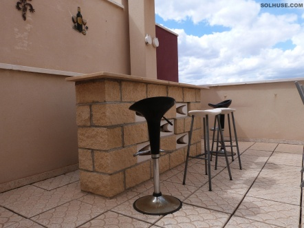 An Immaculate 2 Bedroom Penthouse in the Port of Mazarron