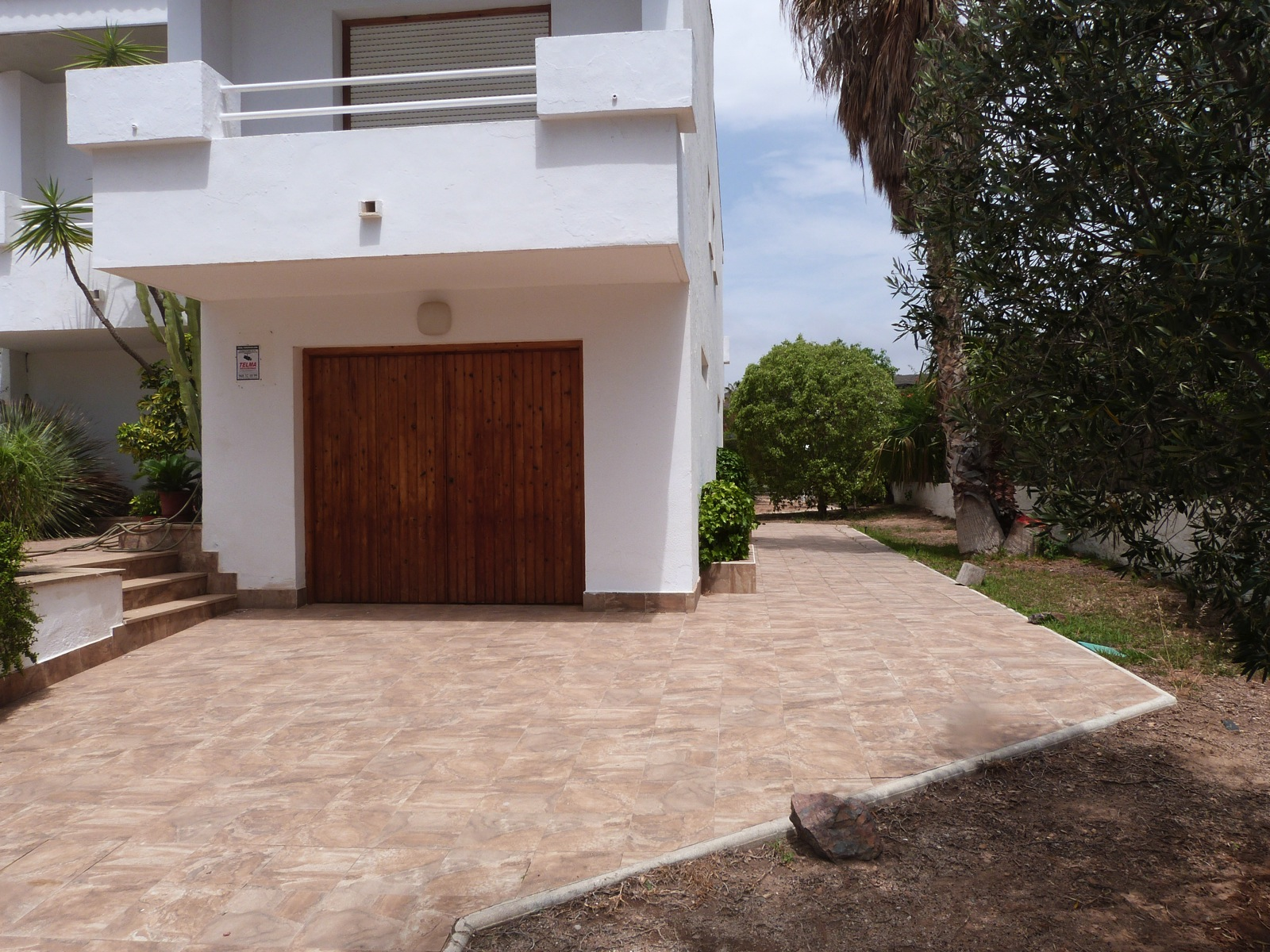 GRAND DELUX VILLA, ALL YOU NEED, 5 BEDS, 200m FROM THE BEACH