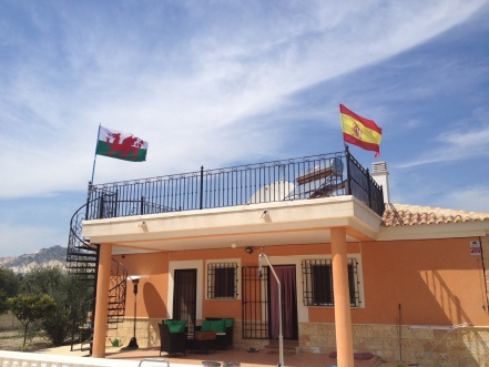 A Unique opportunity to acquire a beautifully presented Finca in Murcia