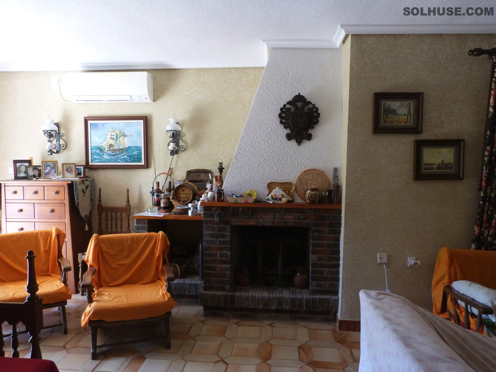 A Substantial Detached Property in the Exclusive La Azohia Resort