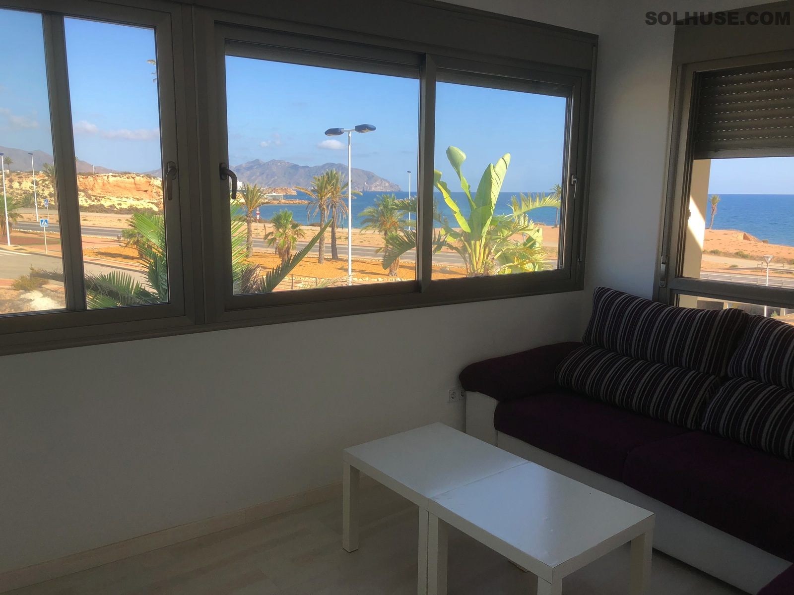 An Exquisite Frontline Home in the Port of Mazarron