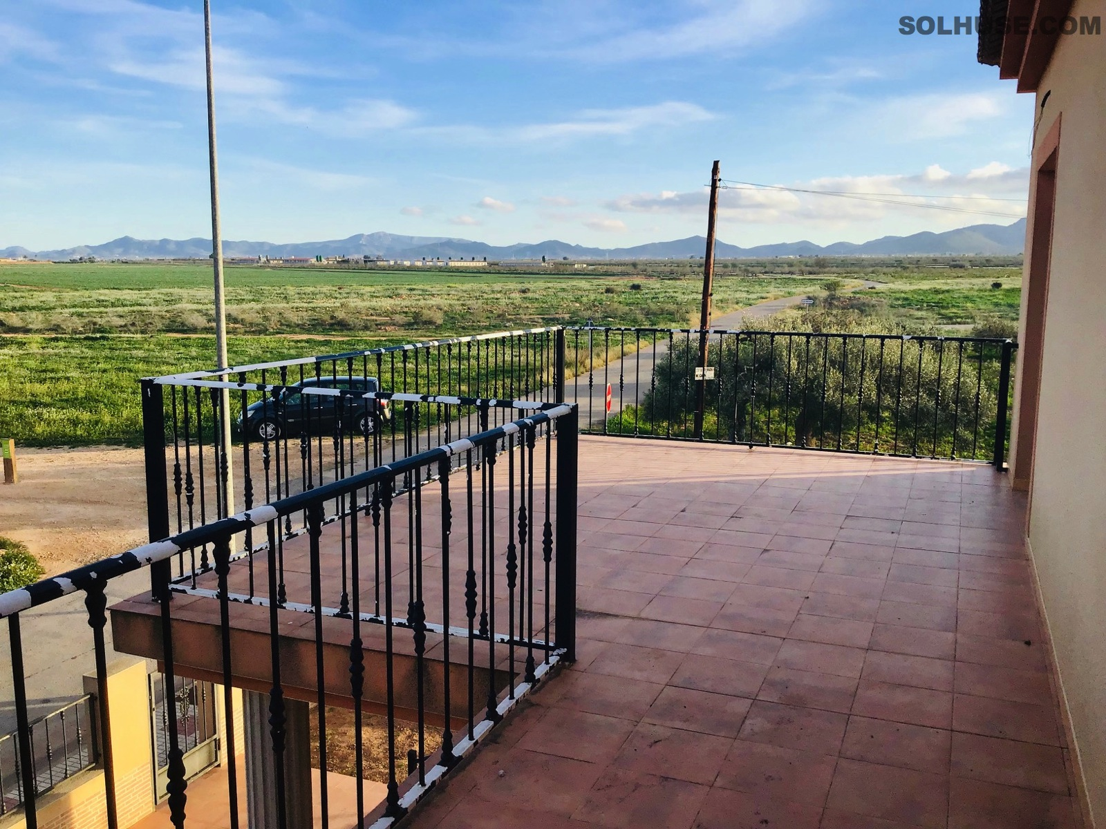 NEW SEMI-DETACHED VILLA, MOUNTAIN VIEWS & ROOM FOR A POOL