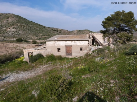 ENORMOUS 140,000 m2 PLOT, LARGEST RUIN 200M2,  MOUNTAIN VIEWS