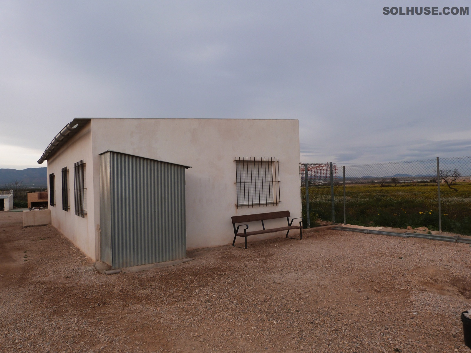 AMAZING  3 BEDROOM FINCA, LARGE PLOT, MOUNTAIN VIEWS