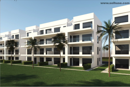 BRAND NEW, GOLF VIEW APARTMENTS WITH COMMUNAL POOLS