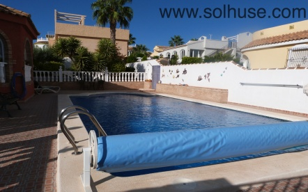 BEAUTIFUL DETACHED VILLA WITH POOL
